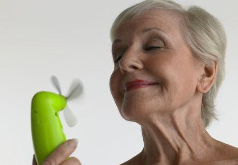 menopausa sintomi a che età