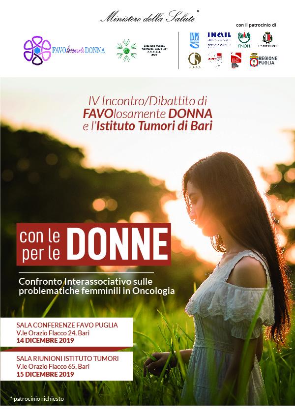 Evento Favodonna 2019