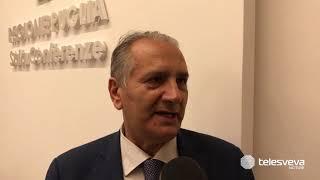 Servizio di Telesveva Notizie: conferenza stampa Fincopp su VII Convegno Nazionale.