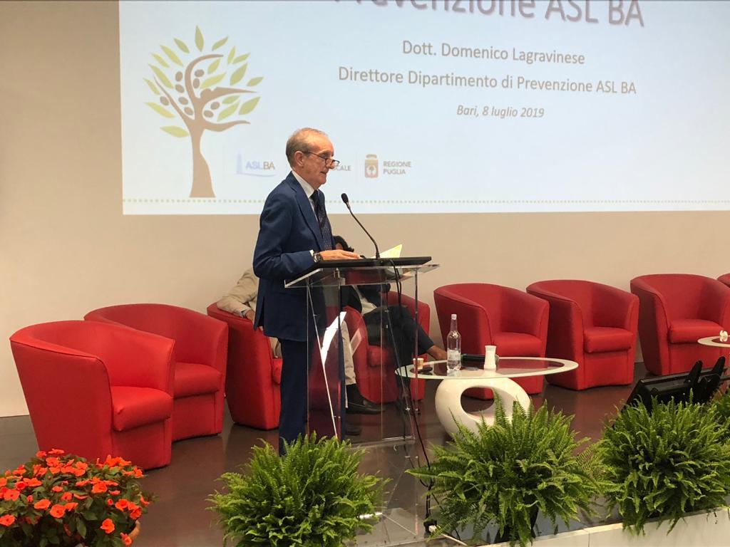 Fincopp c'era! 8.7.2019 – ASL Bari: Conferenza dei servizi.