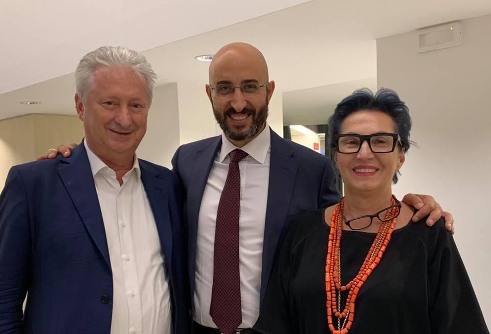 Forum 2019 Mediterraneo in Sanità. Parla Giovanni Gorgoni.