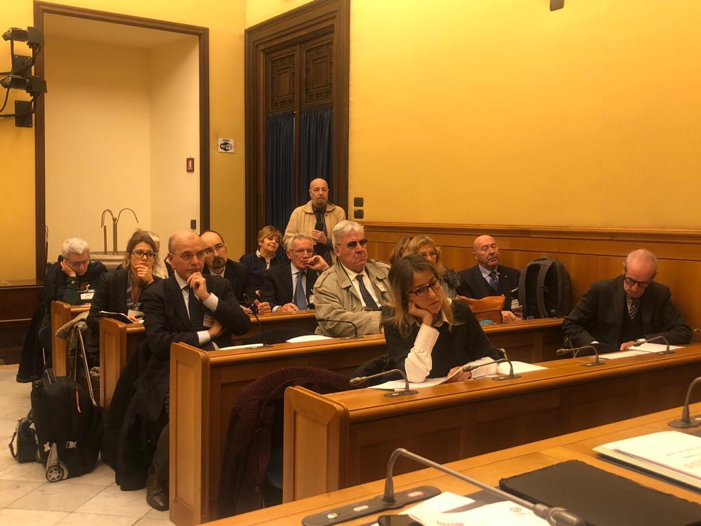 Camera dei Deputati - 20.11.2019 - Conferenza stampa legge incontinenza - 2