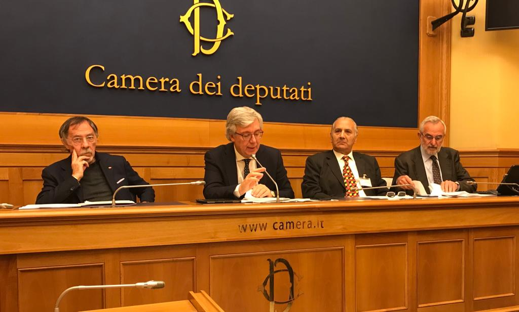 20.11.2019 – Data importante per l'incontinenza alla Camera dei Deputati