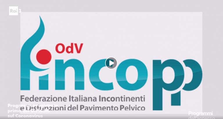 Dr. G. de Rienzo, urologo urodinamista, Policlinico di Bari, parla della FINCOPP!