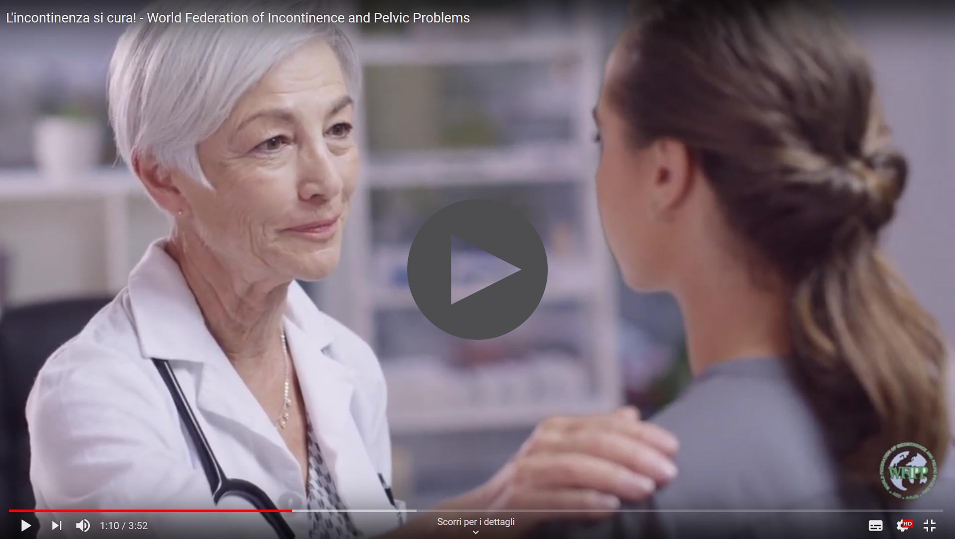 WFIPP presenta la Piattaforma: Support In Continence