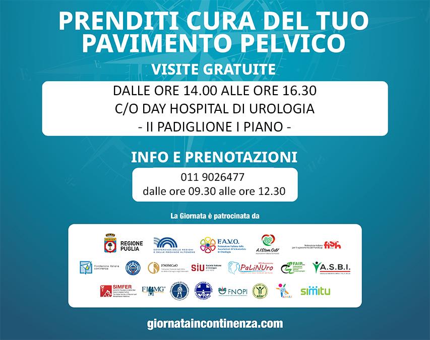 Read more about the article Prenditi cura del tuo pavimento pelvico – Visite gratuite
