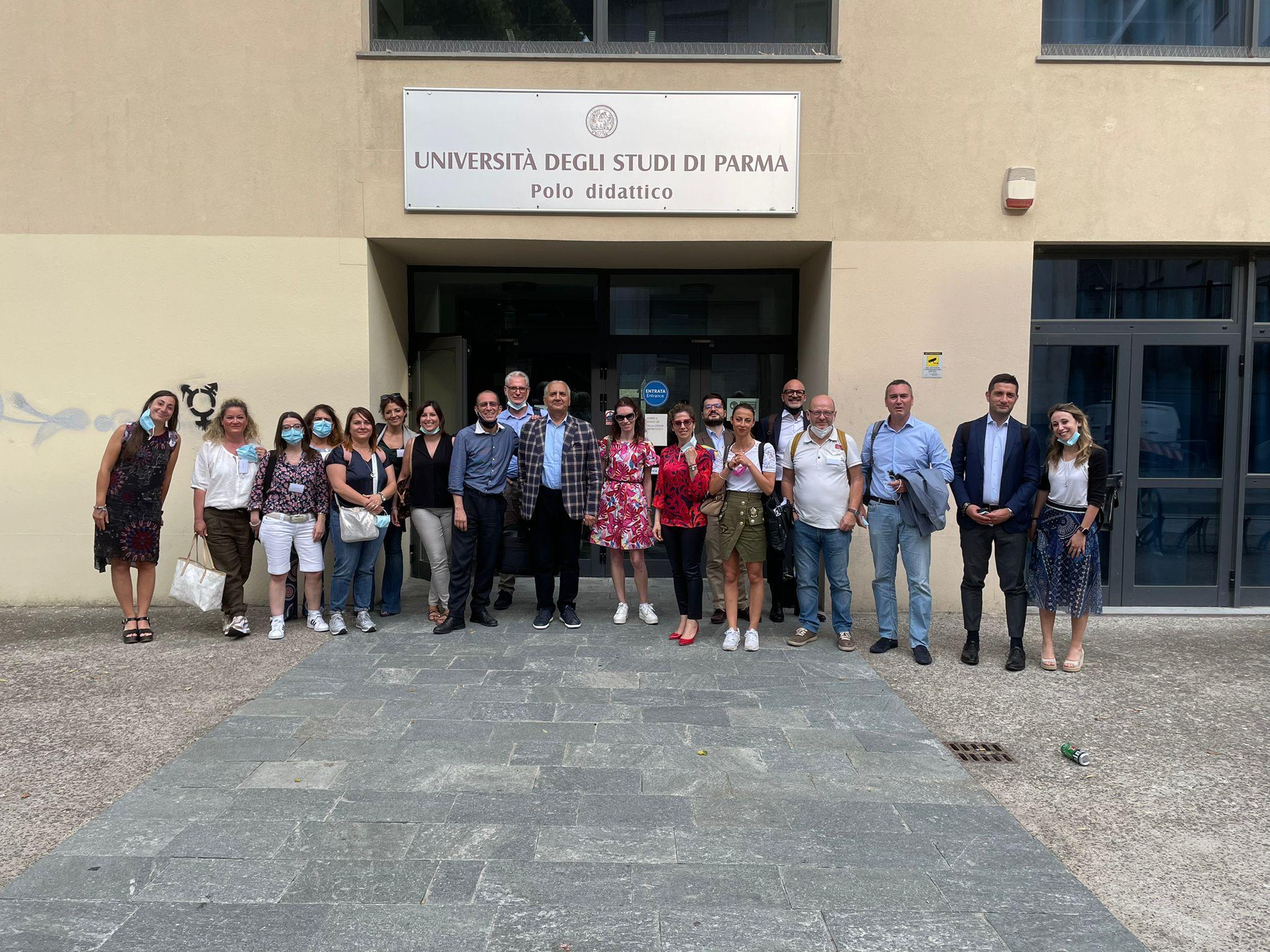 Read more about the article Università di Parma – Master di 2 livello – Testimonianza del Segretario Nazionale Aistom e Presidente FINCOPP Francesco Diomede